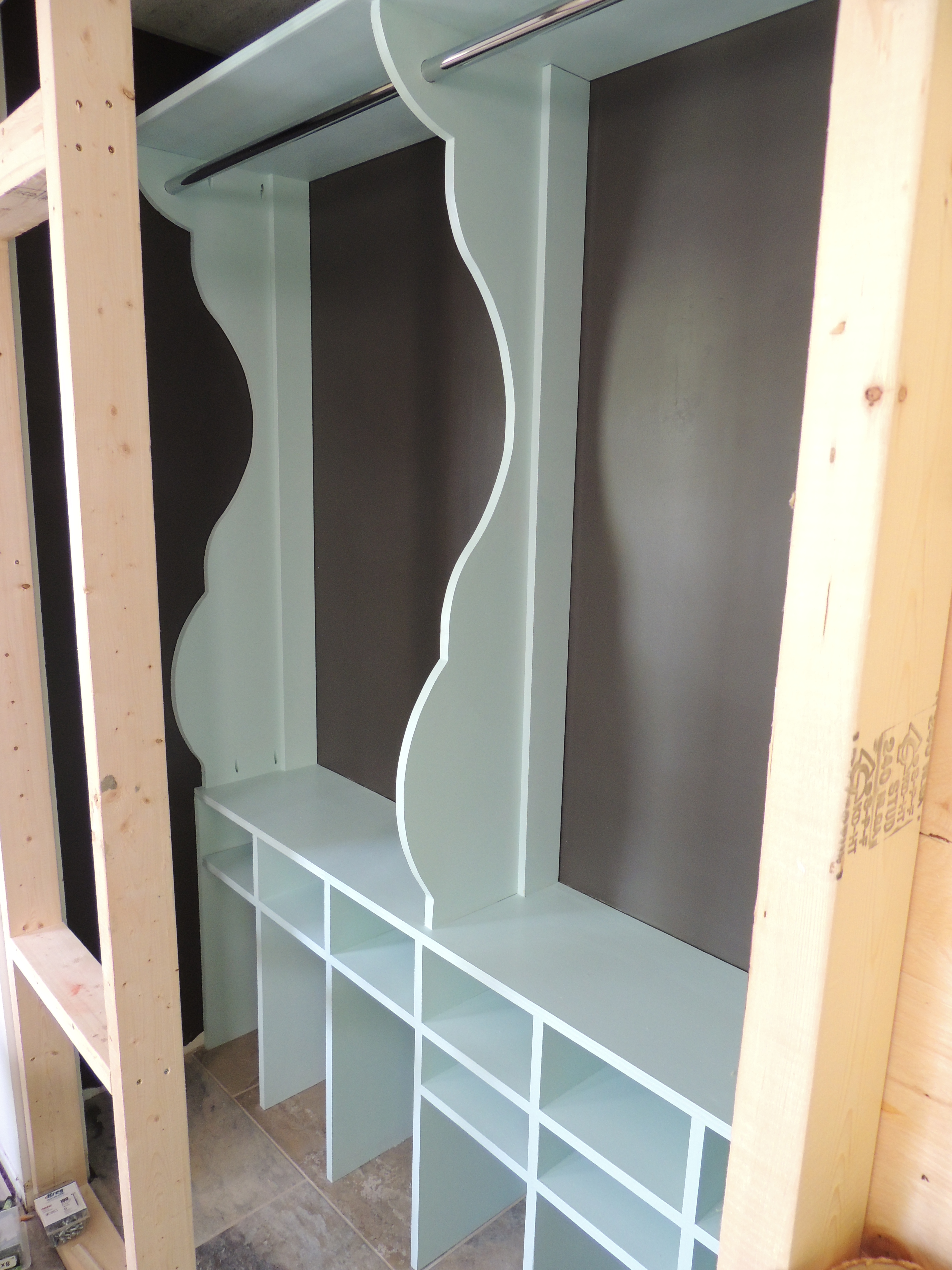 system own closet organizer shelves build plans photos image your of making diy plywood