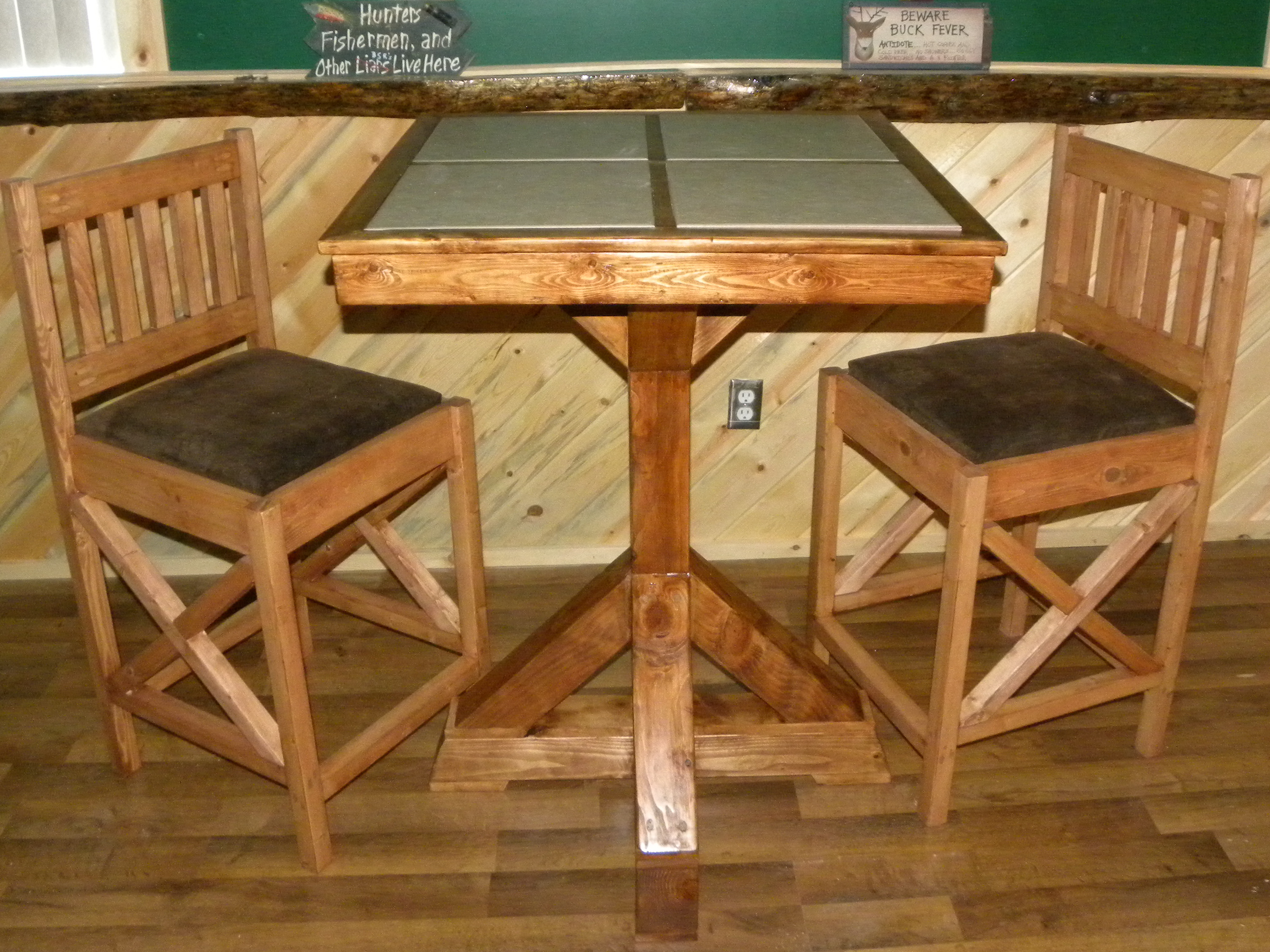 Ana White | Pub Table - DIY Projects