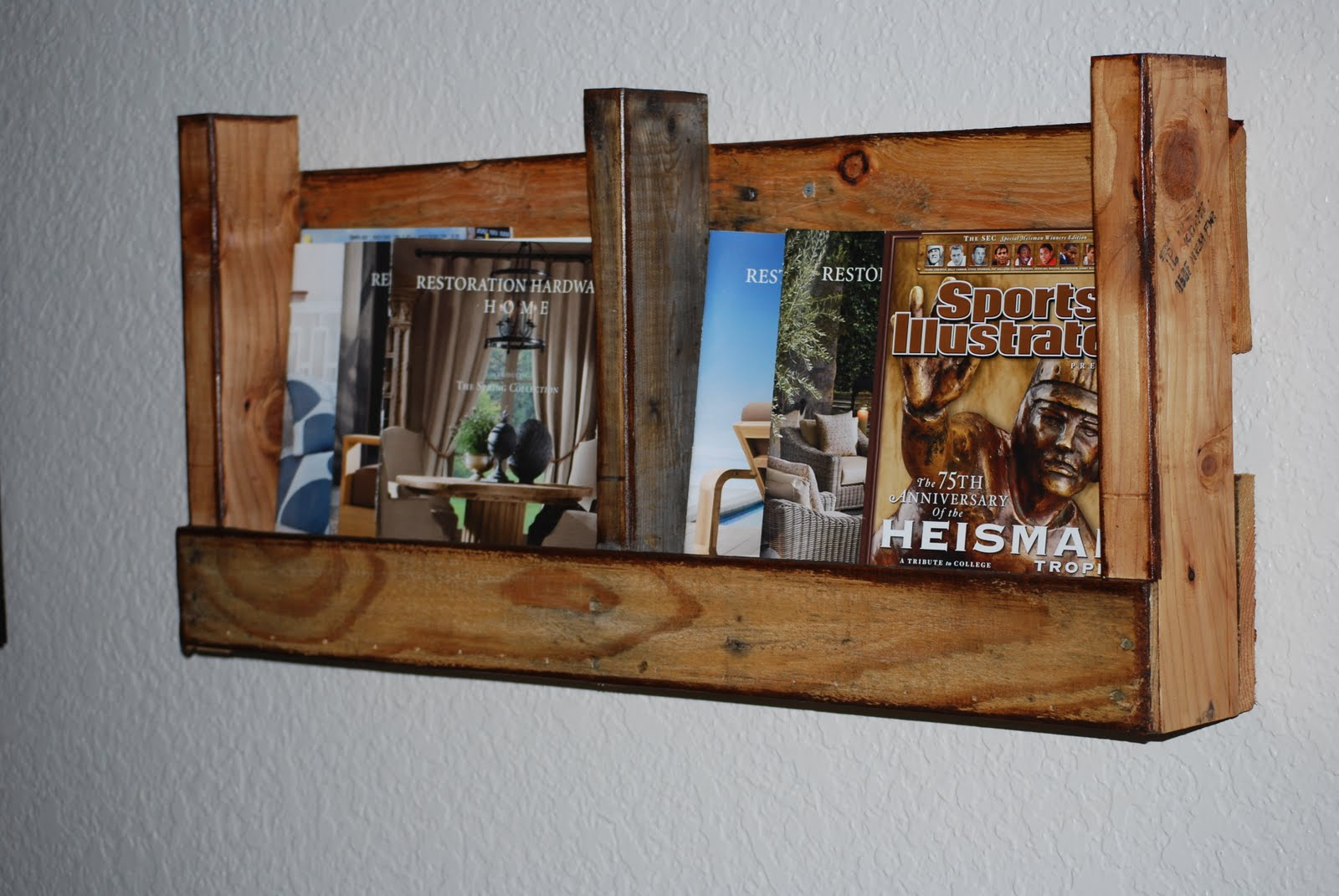 Ana White Pallet Shelves Diy Projects
