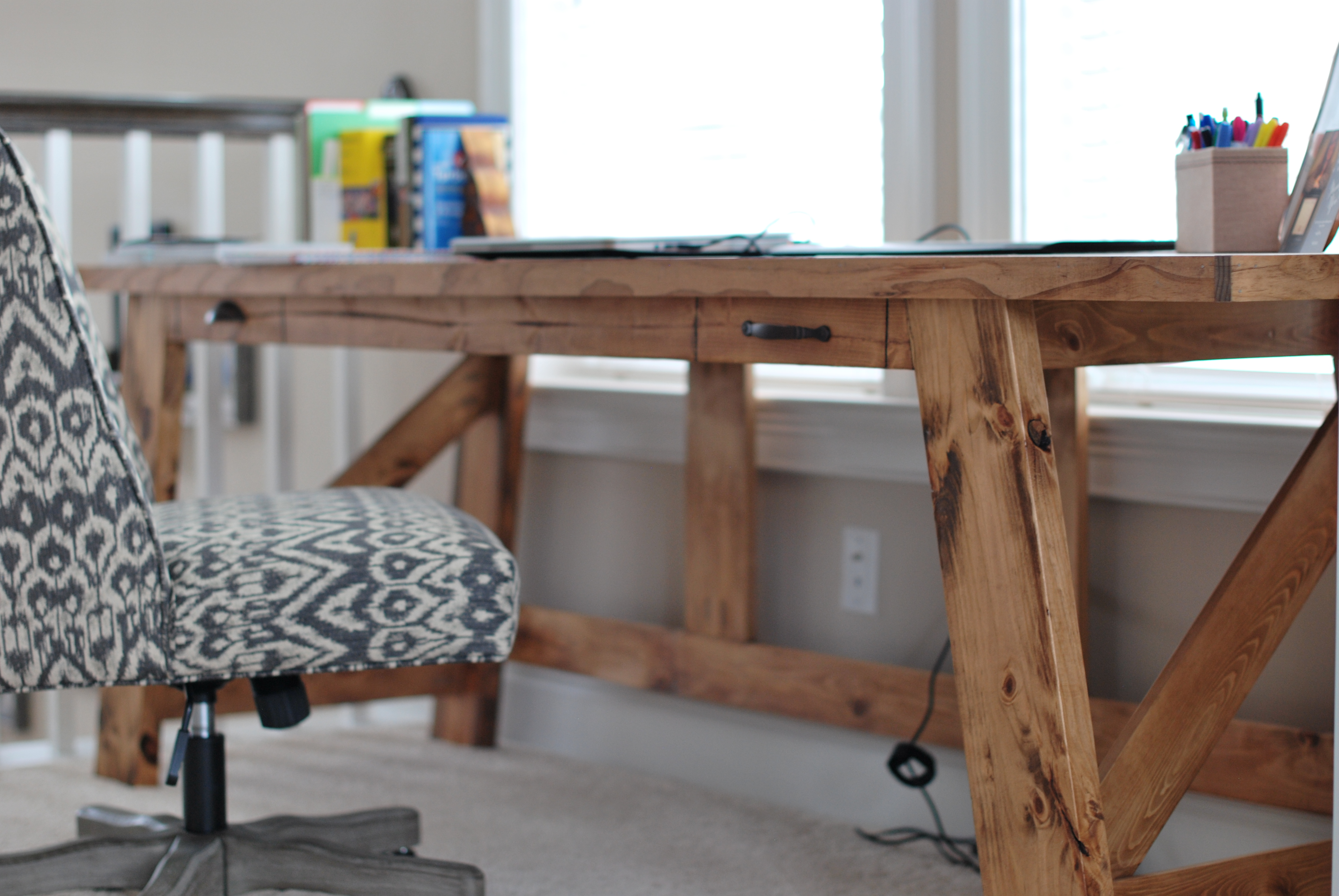 Modified Henry Desk - DIY Projects