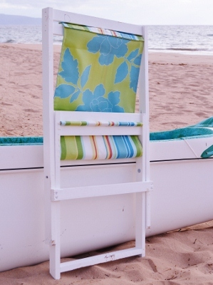 Featuring removable slings for easy washing simple styling and easy instructions this foldable wood beach chair is affordable and cute perfect for a ... & Ana White | Folding Deck Beach or Sling Chairs Child Size - DIY ...