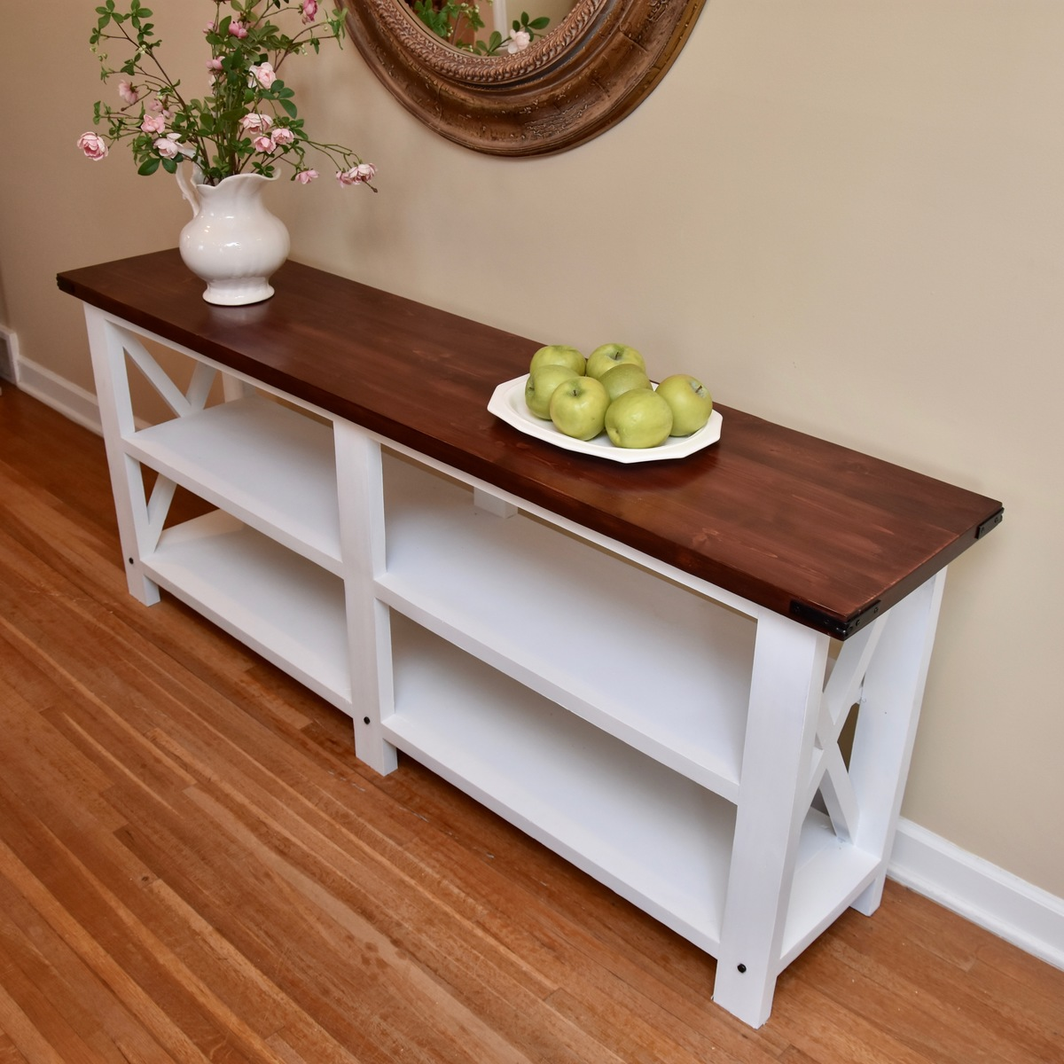 Farmhouse Console Table Ana White