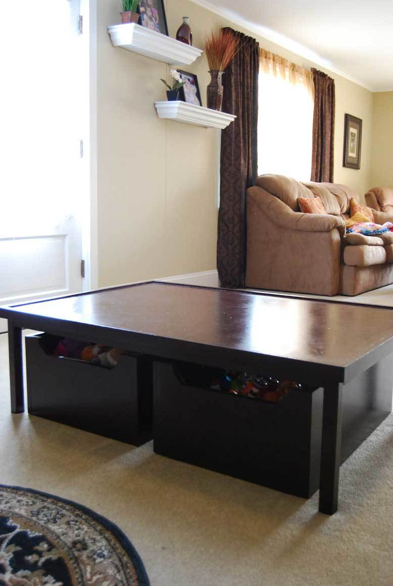 Low Activity Table