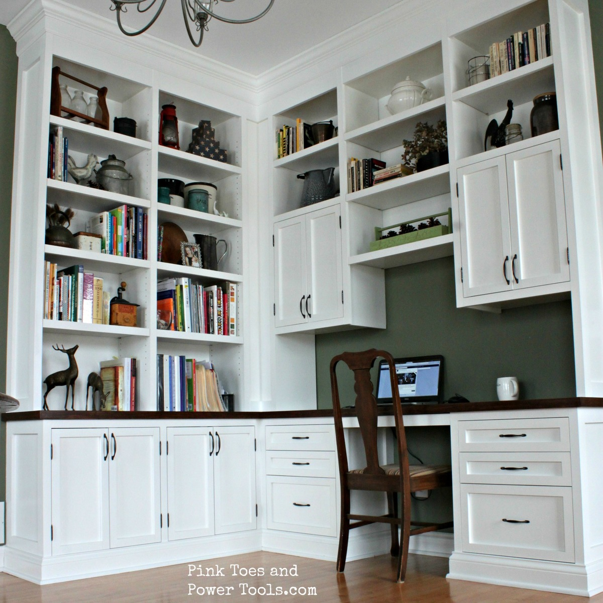 Dining Room/ Home Office - DIY Projects