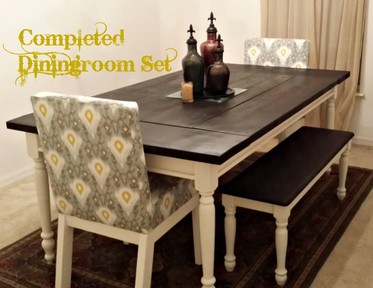 Ana White | Complete Diningroom Set - DIY Projects