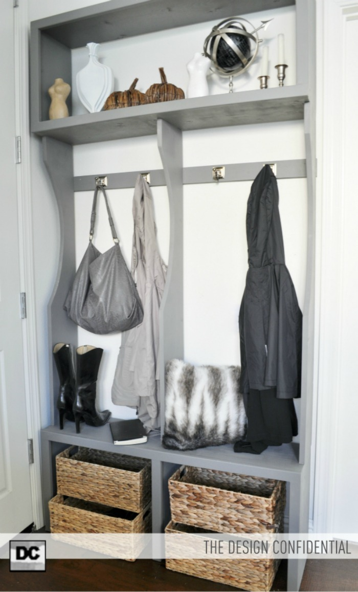 Ana White Entryway Locker System Diy Projects
