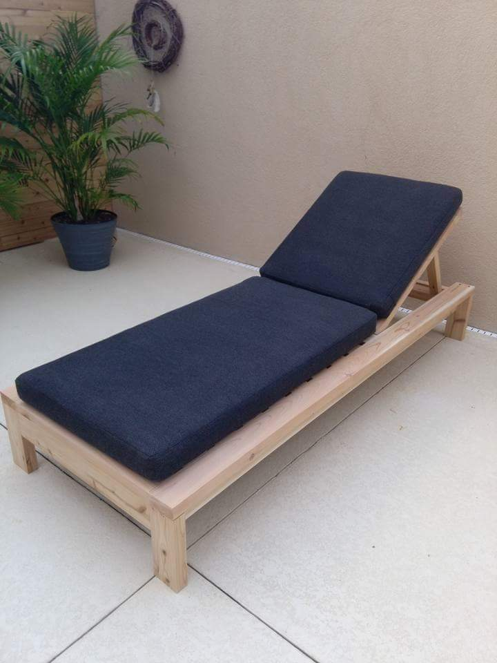 Ana White Modern Outdoor Lounge Chair Diy Projects