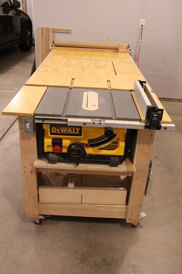 Ana white ultimate work bench diy projects for Ana white router table