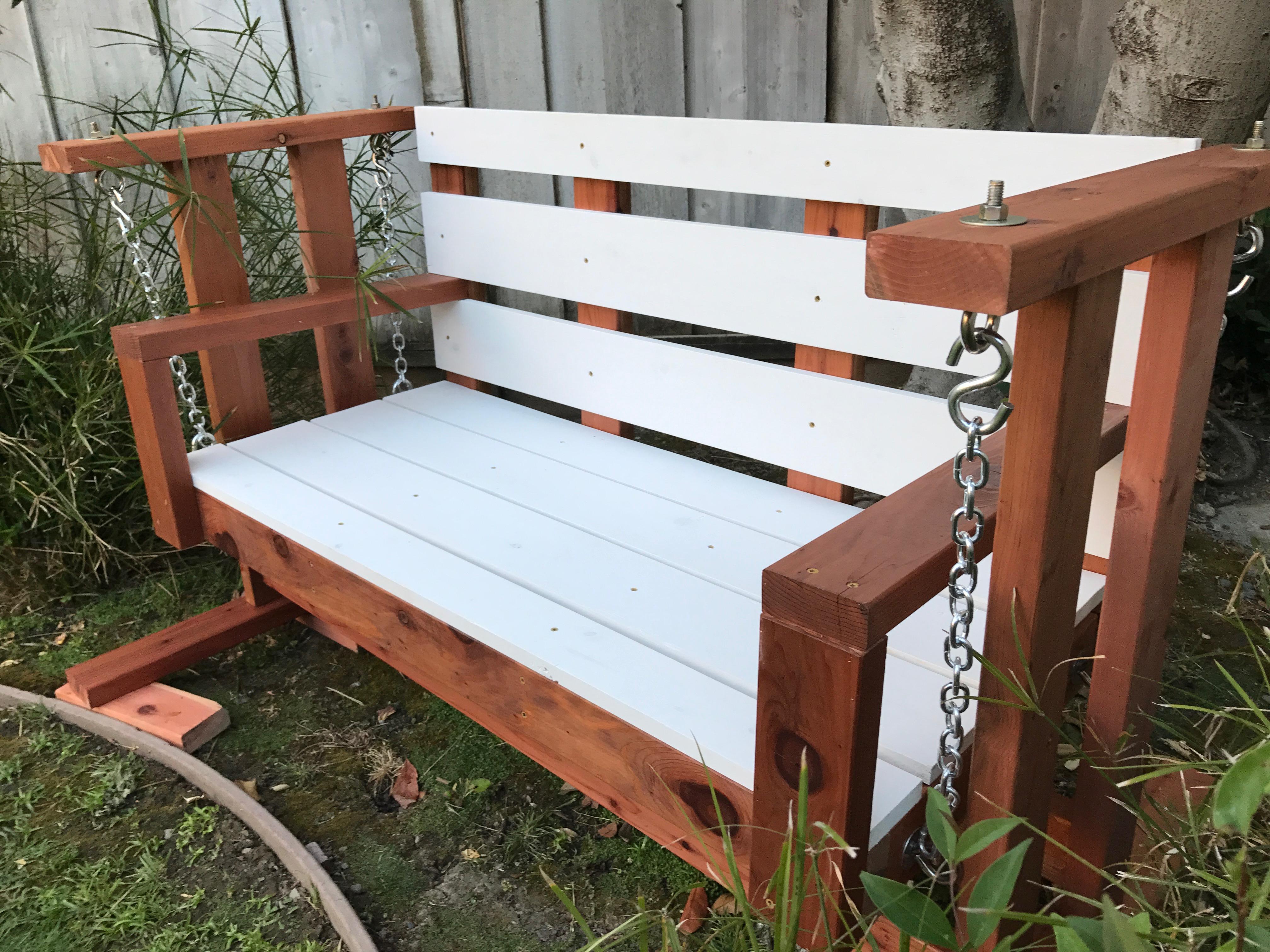 Porch Swing Glider