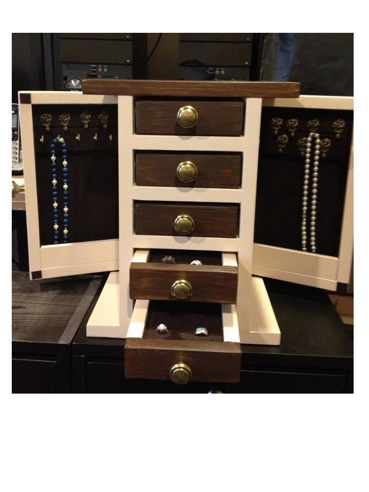 Fancy Jewelry Box