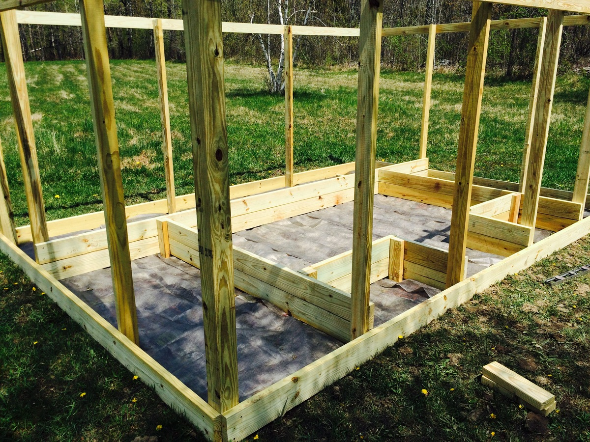 Ana White Raised Bed Garden Enclosure Diy Projects