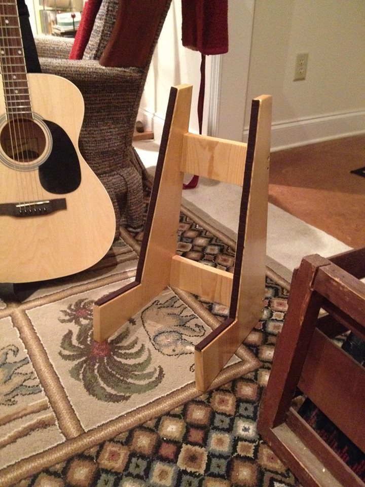 Ana White | Guitar Stand - DIY Projects
