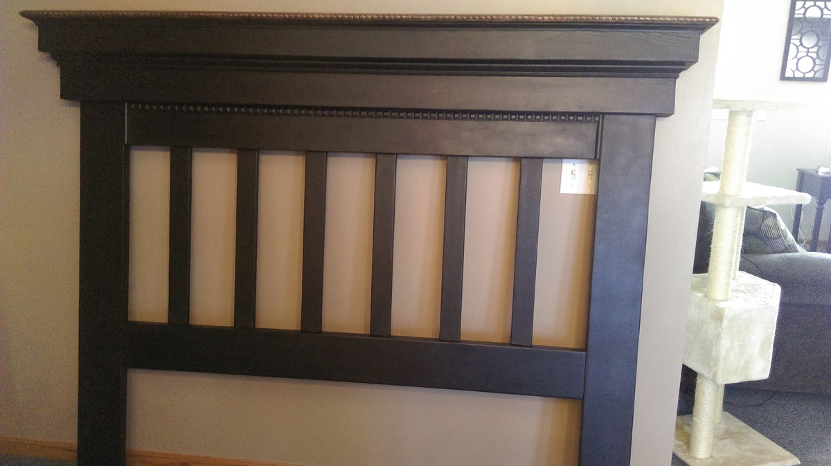 headboard greco furniture bed tall ny rochester bklyndeluxebed brooklyn jack bedroom mission