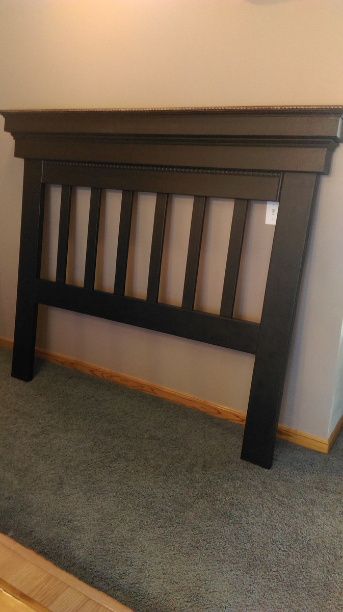 amish furniture mission beds bed headboard shaker custom footboard tw dropped lane h series