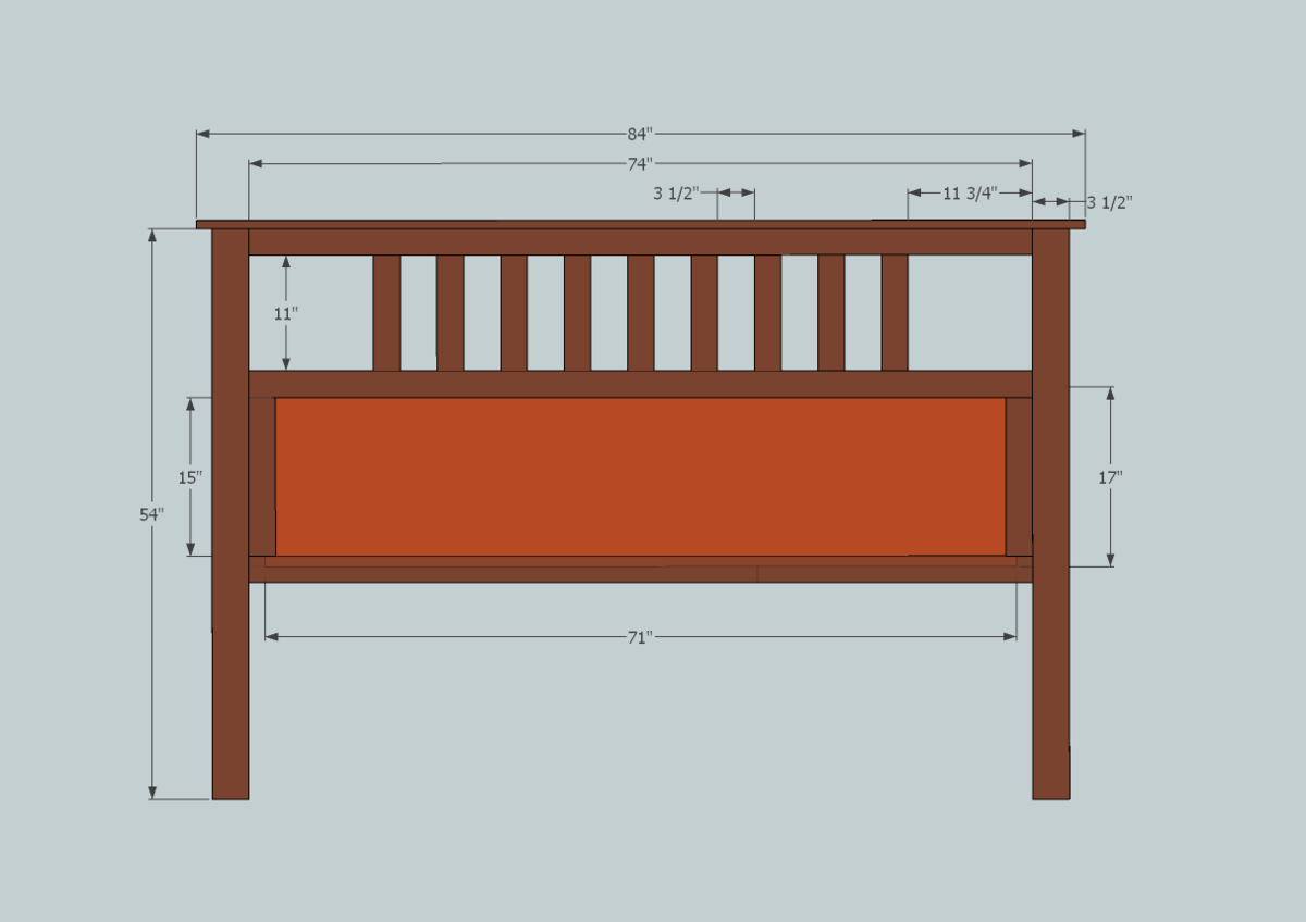 King Bed Dimensions With Frame