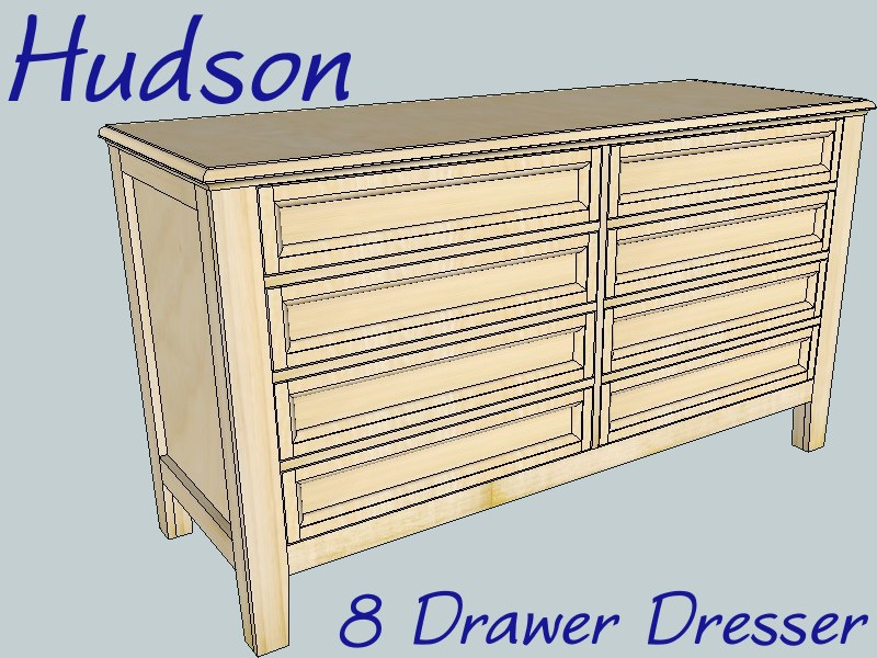 Ana White Hudson Dresser Diy Projects Free Woodworking Plans For Some Great Help Check