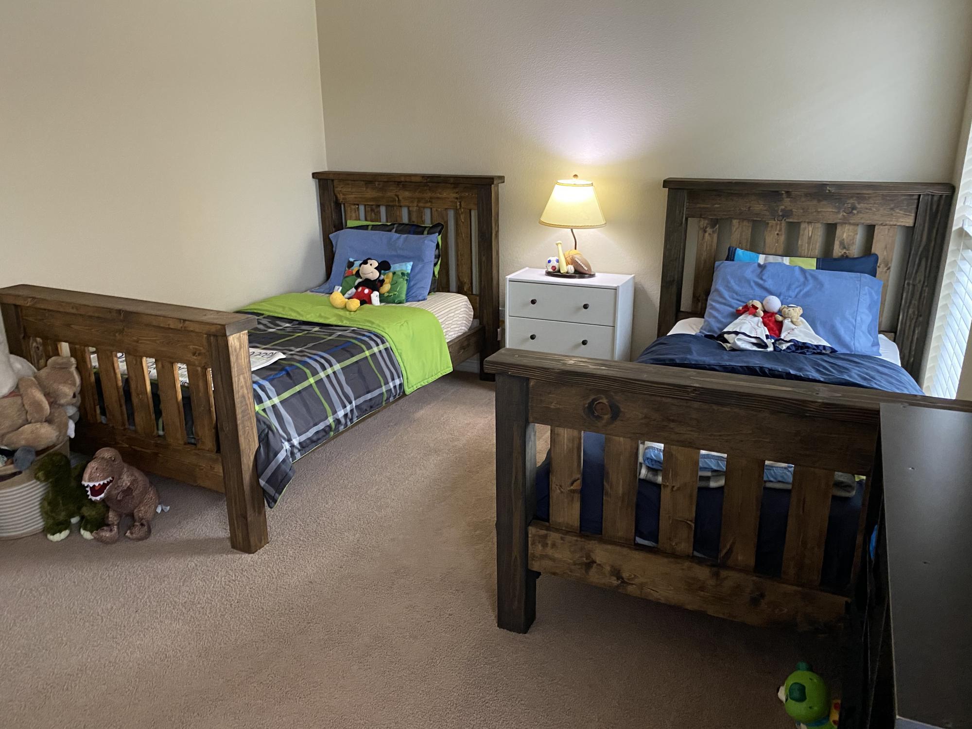 Kids Twin Beds Ana White