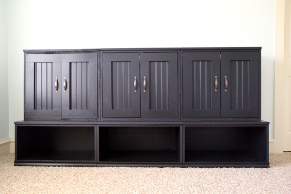 Wonderful Ana White | Cameron Wall Storage Unit - DIY Projects XV73