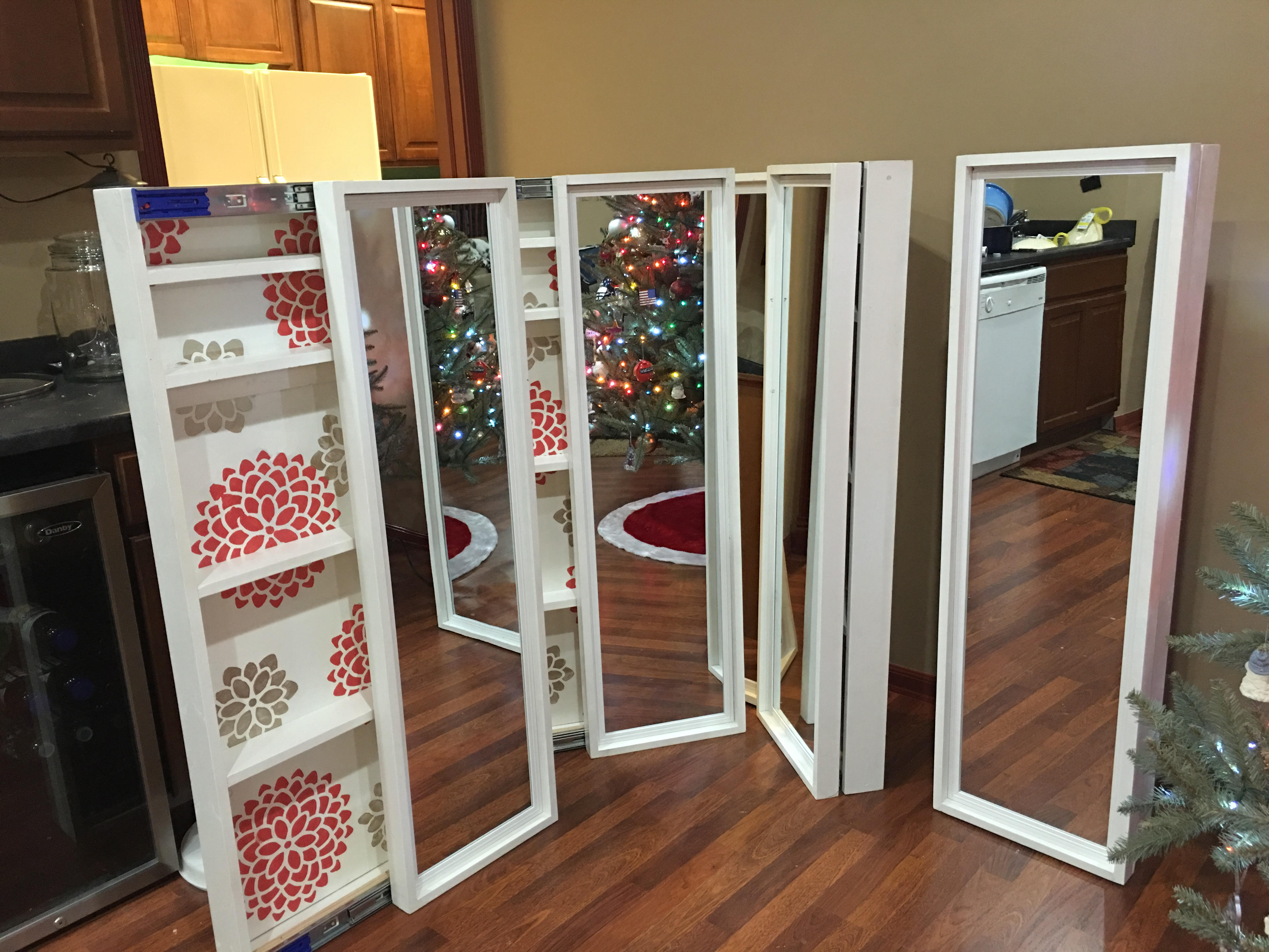 Ana White | Sliding mirror cabinets - DIY Projects