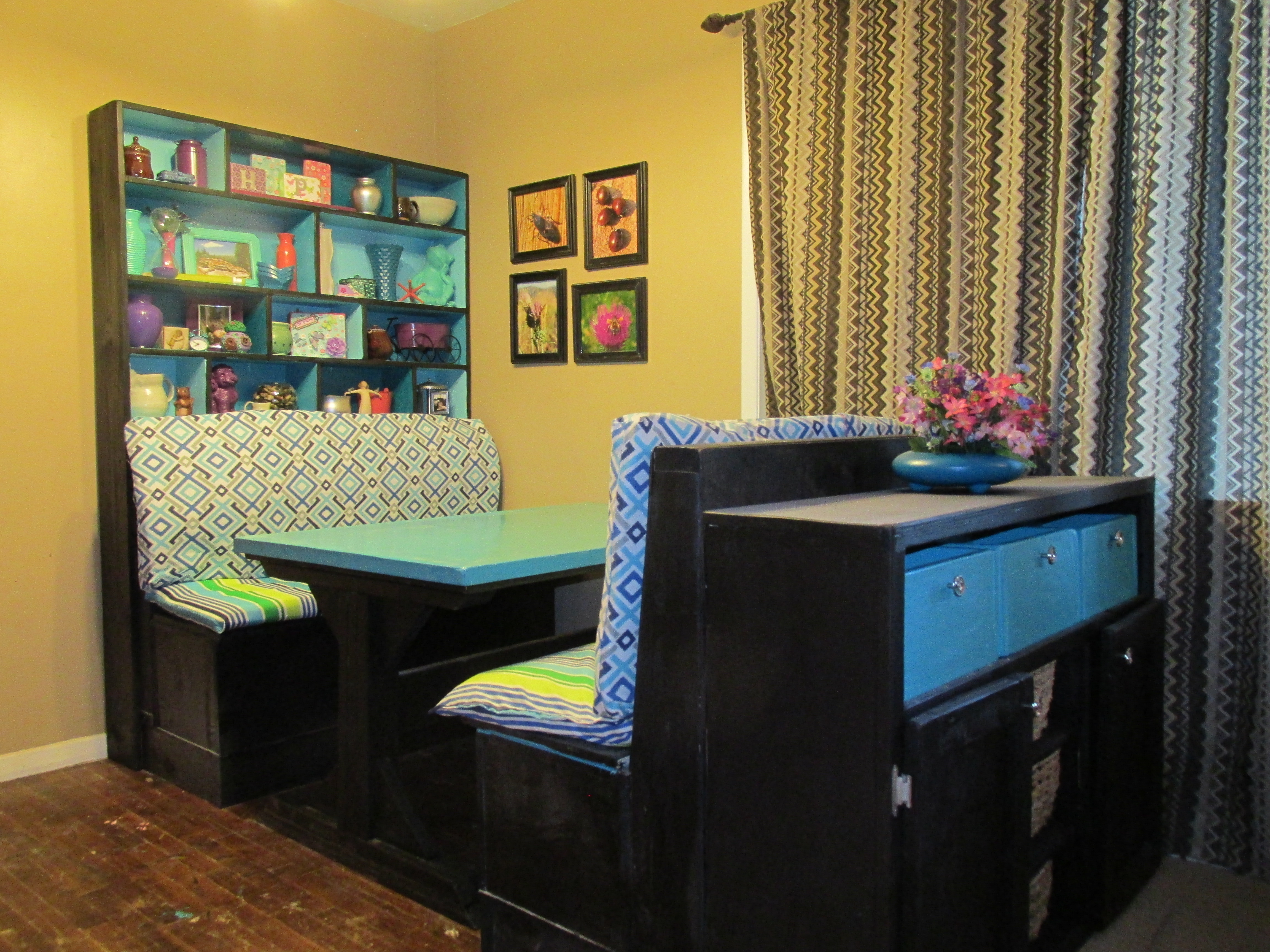Kitchen Nook - DIY Projects