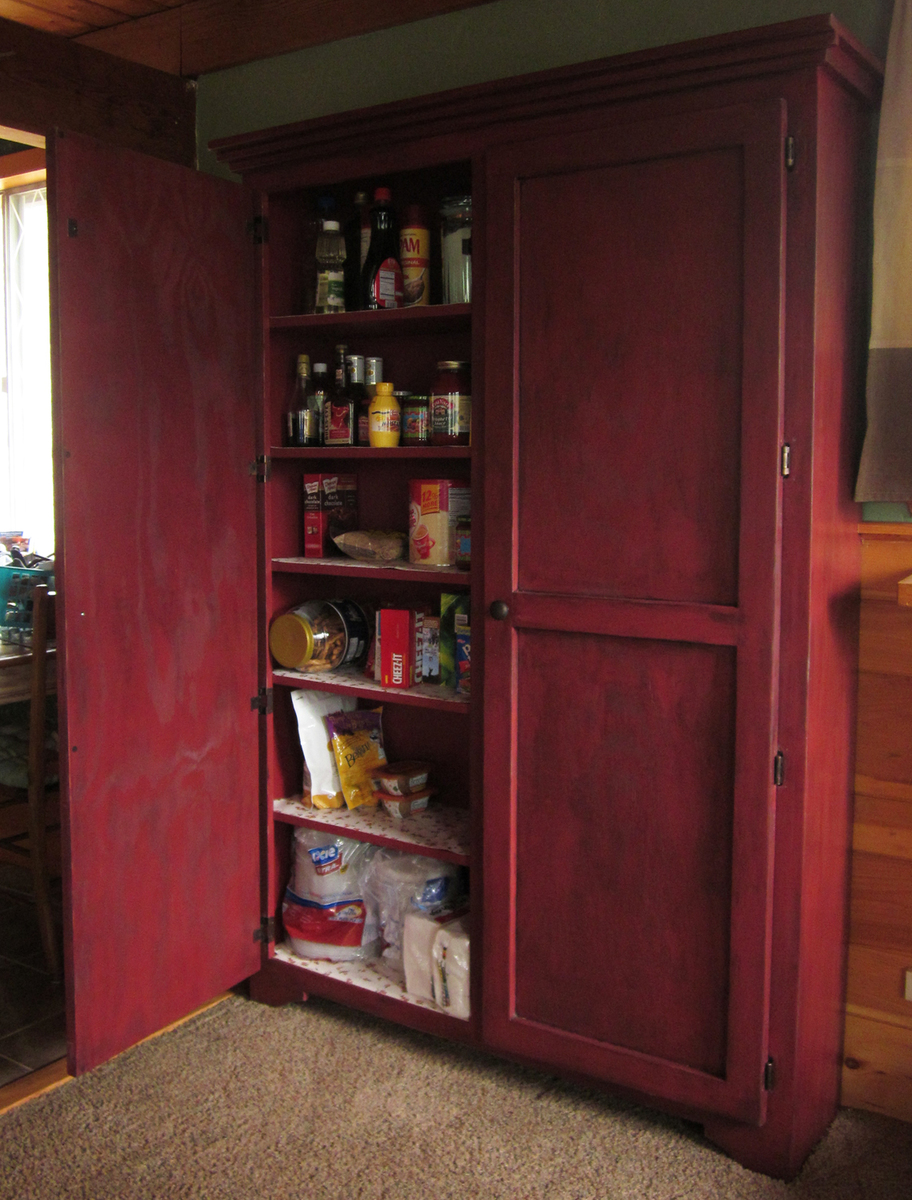 Ana White Our New Pantry Diy Projects