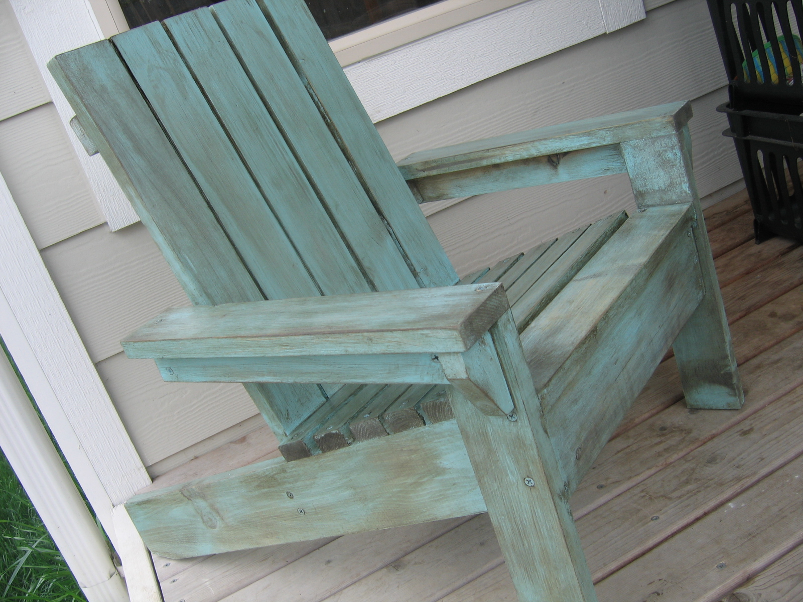 Ana White Bubba 39 S Modified Little Adirondack Chair DIY Projects