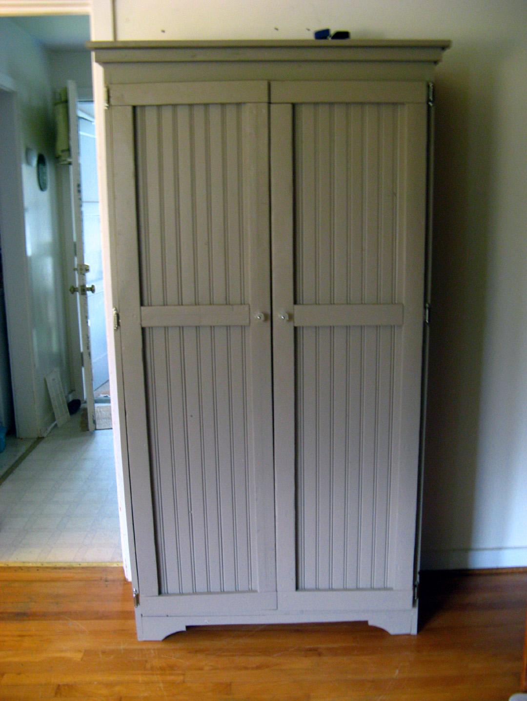 Beadboard Cabinet Ana White