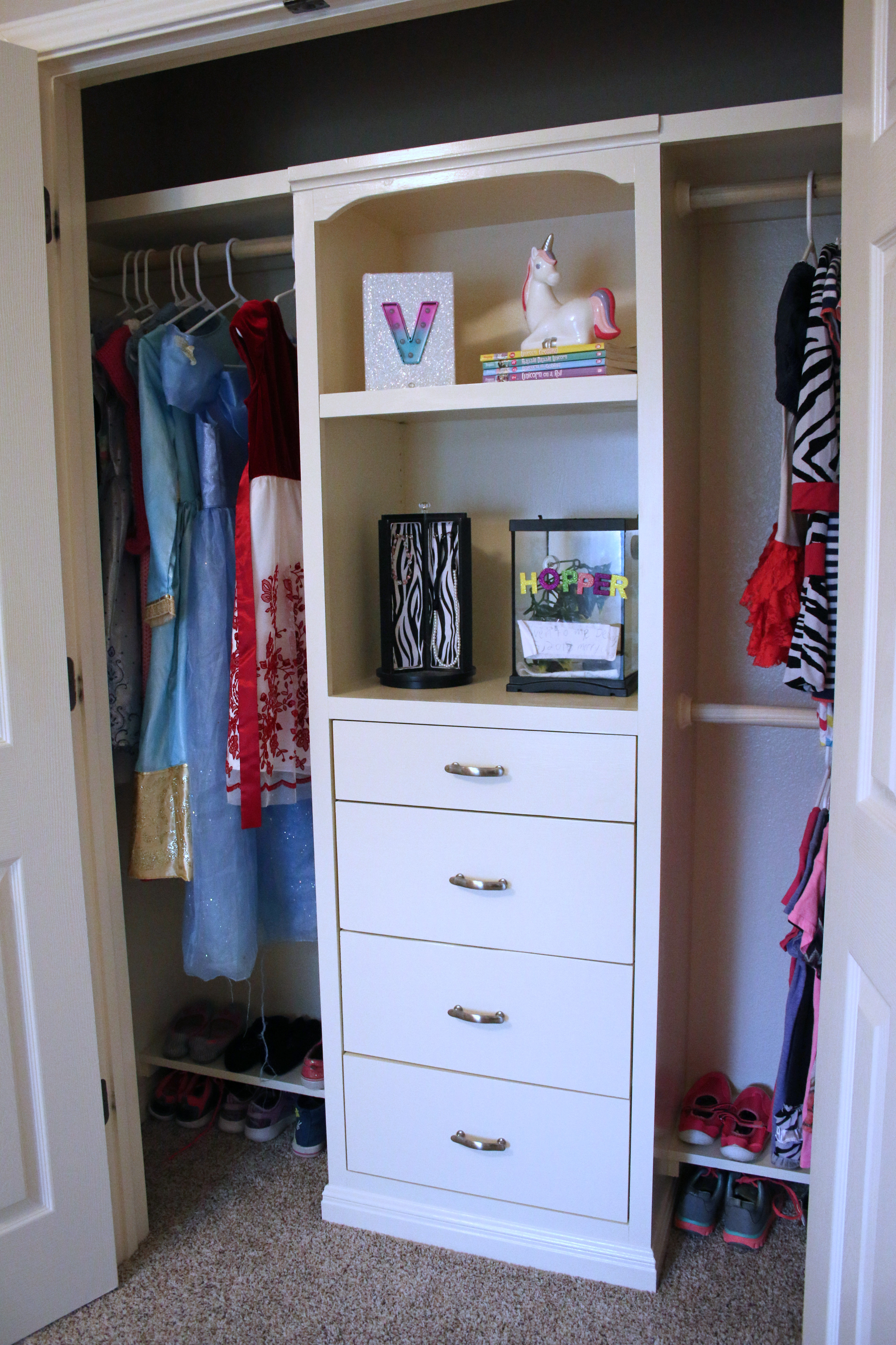 custom drawer with deep elfa marvellous makeover attractive a kit tower espresso marvelous closet storage master woodcrest drawers for rc exceptional along