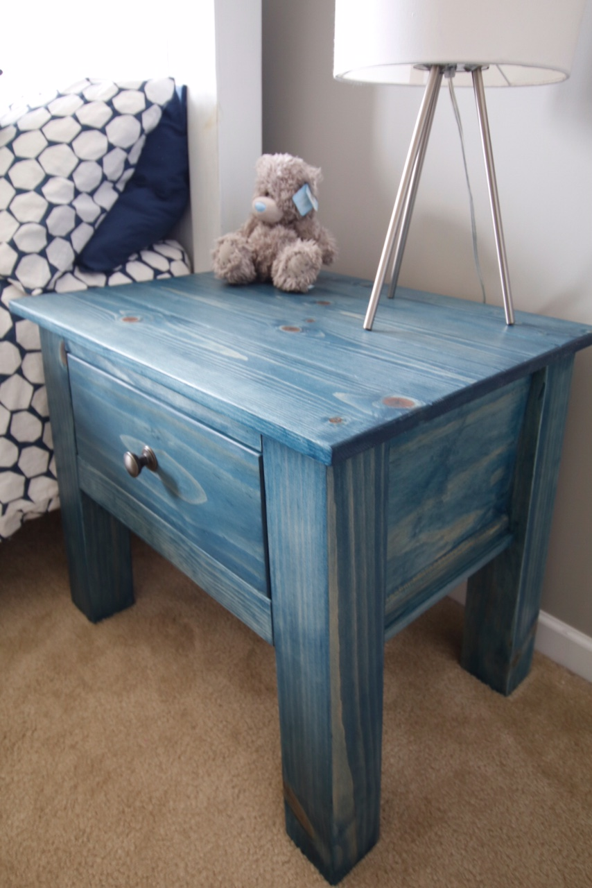 Ana White Nightstand Diy Projects