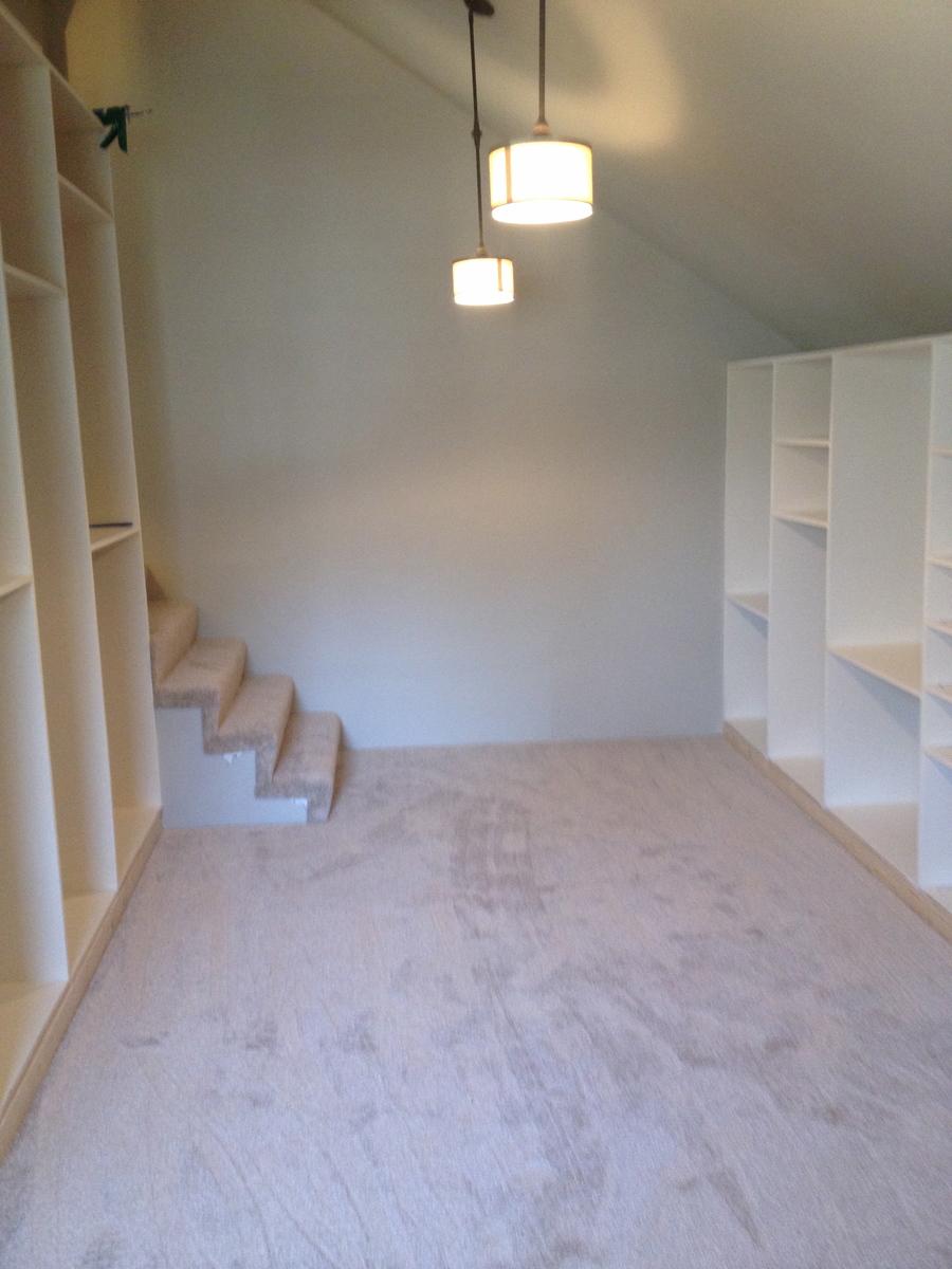 Ana White Master Walk In Closet With Bookshelf Door