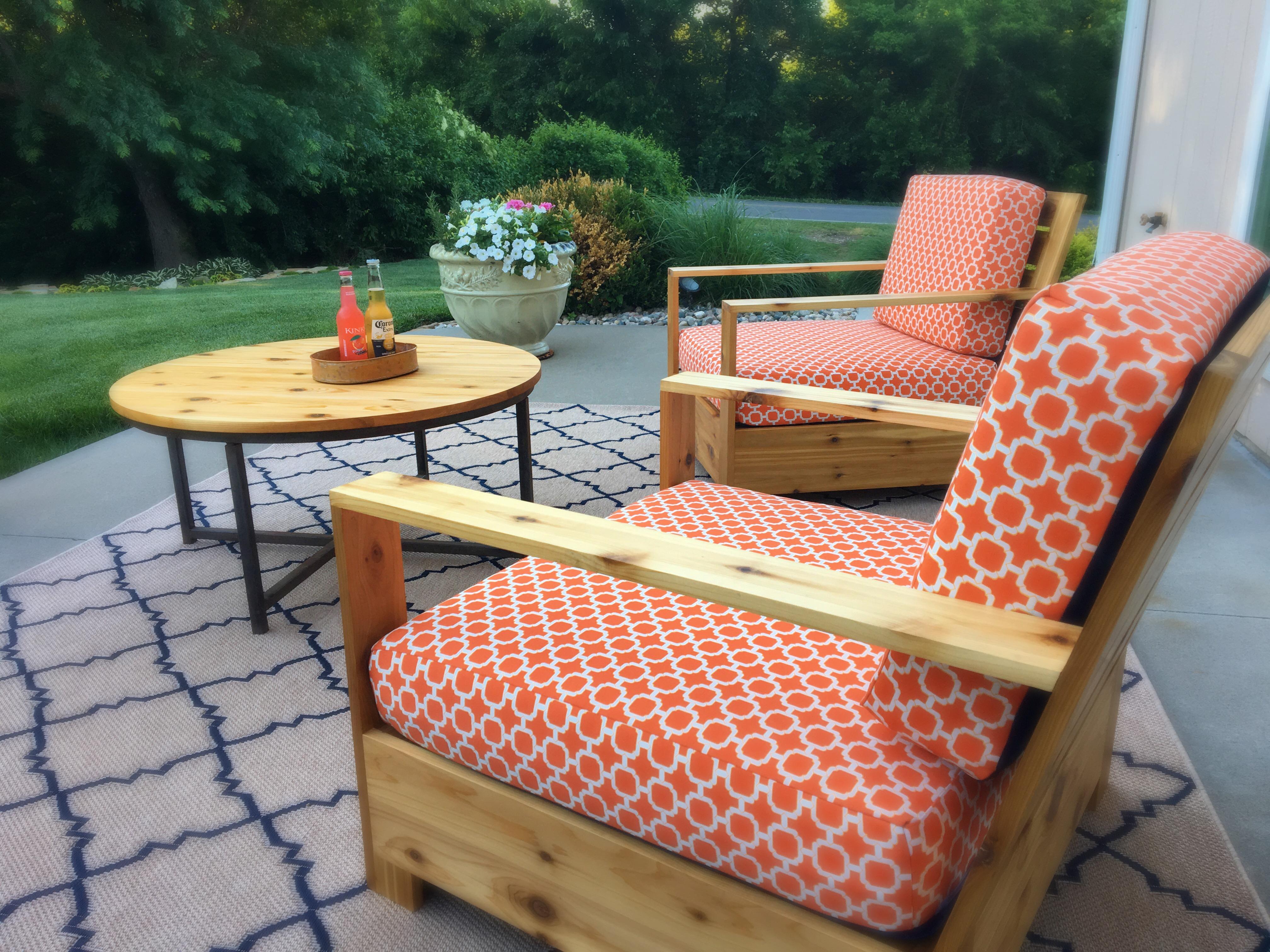 Diy Chaise Lounge Cushion