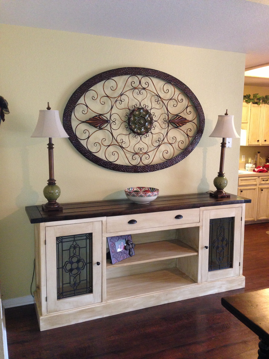 Do It Yourself Home Design: Grand Champion Planked Sideboard - DIY Projects
