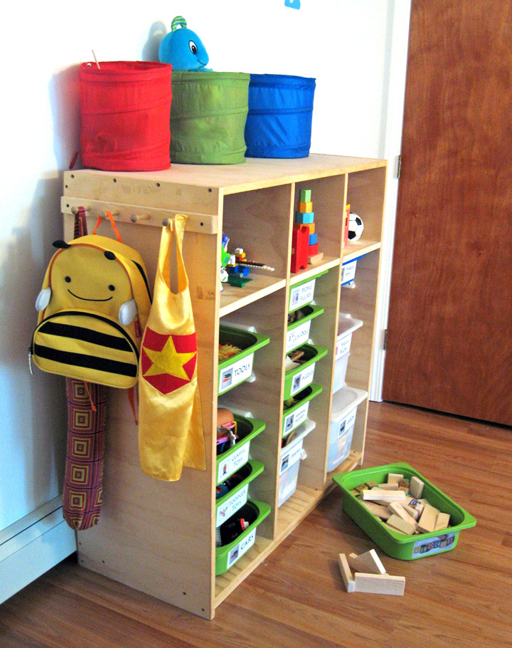 Ana white trofast toy storage solution diy projects trofast toy storage solution solutioingenieria Gallery