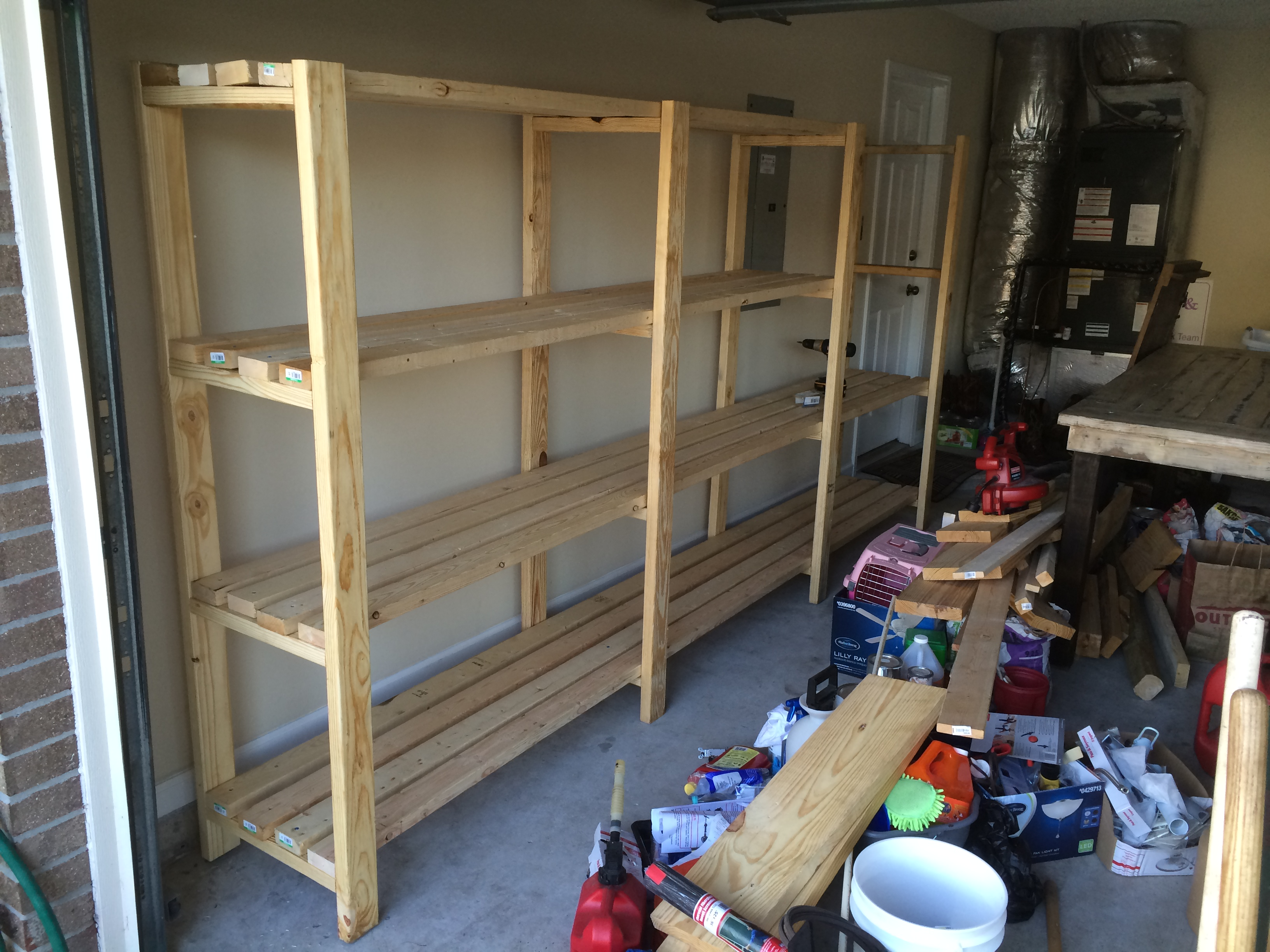 Ana White Great Shelving Easy To Do Diy Projects