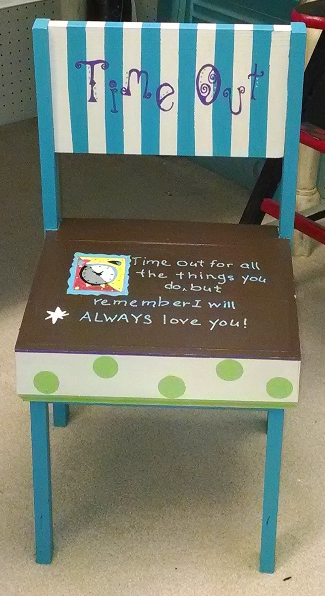 Ana White Time Out Chair Diy Projects