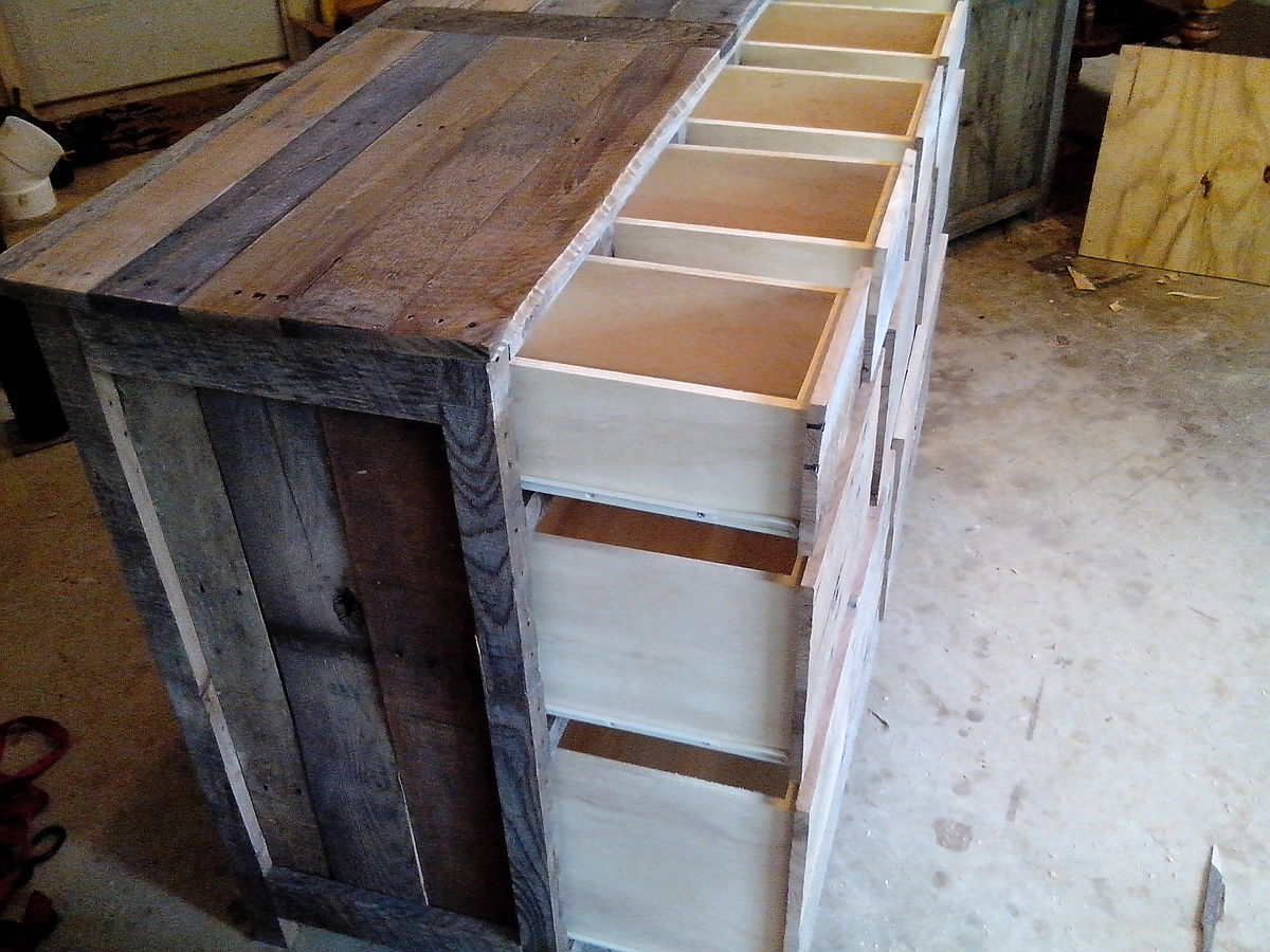 Ana White Rustic Storage Diy Projects