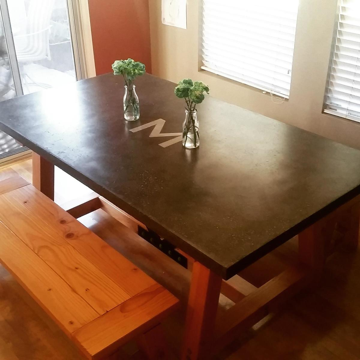 Diy Dining Table Easy
