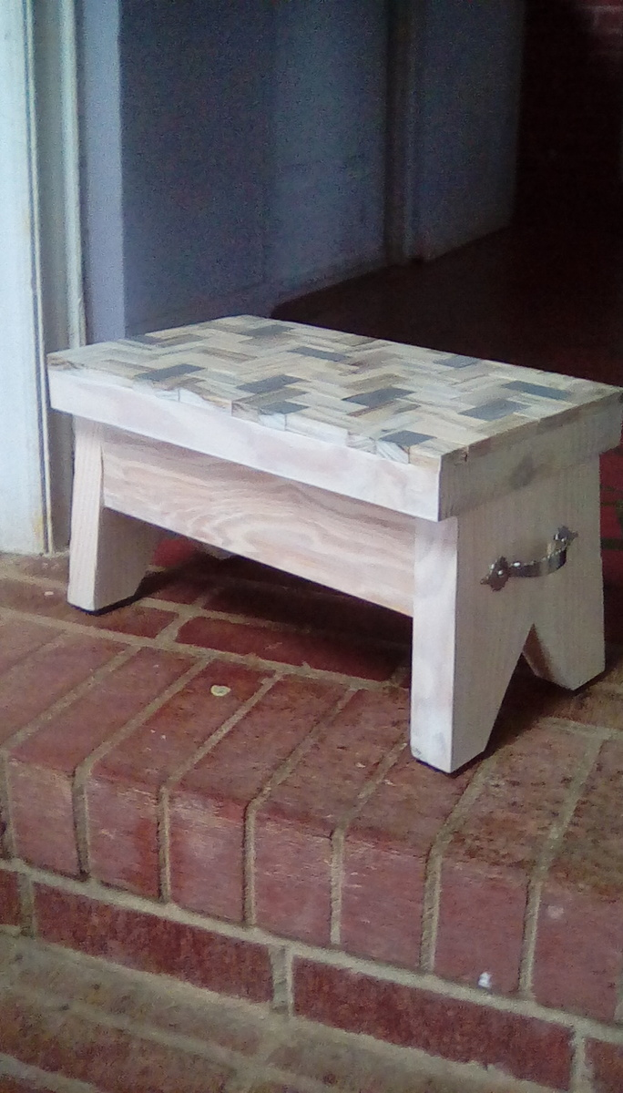 Ana White 2x10 Step Stool Diy Projects