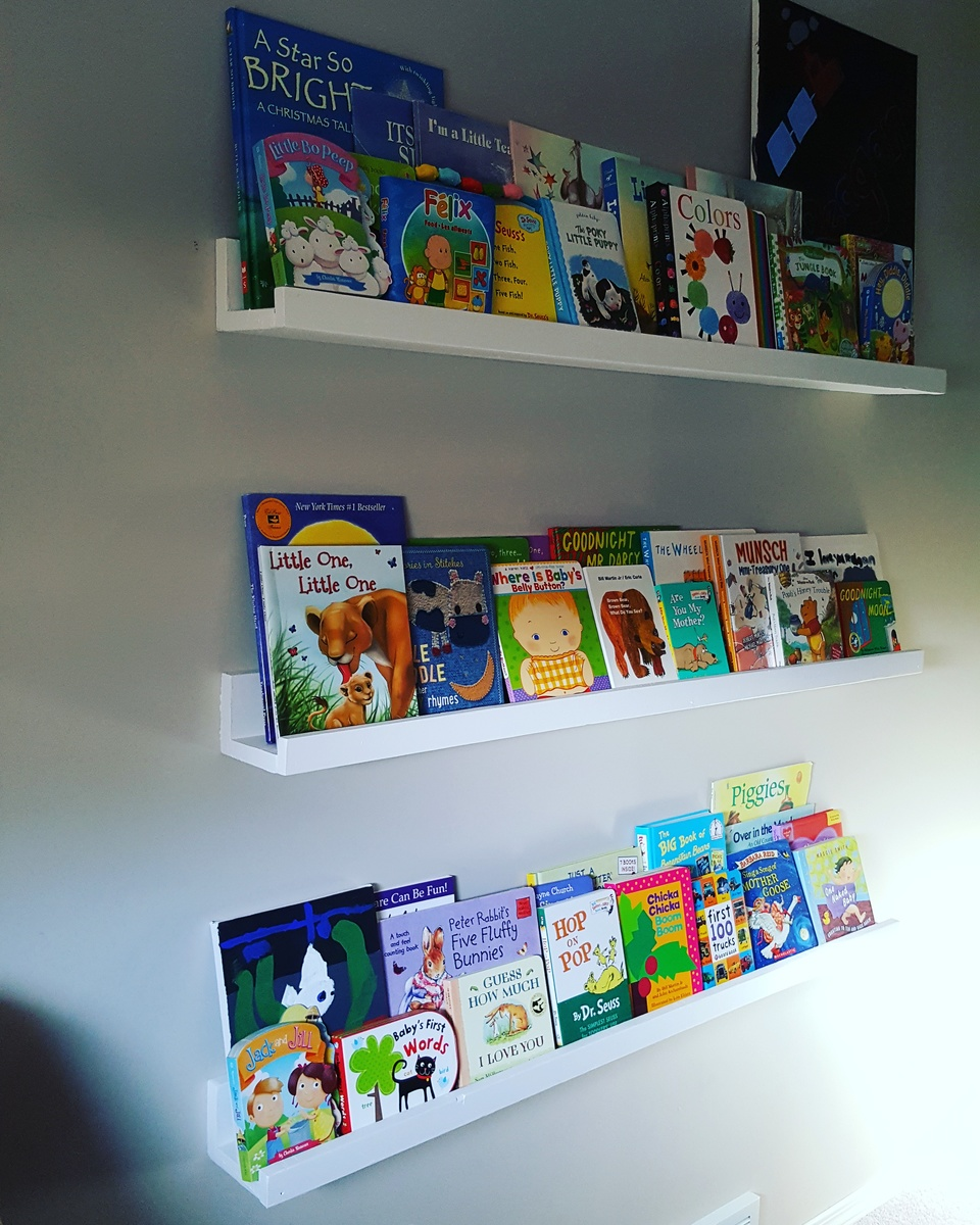 Ana white baby library diy projects baby library solutioingenieria Image collections
