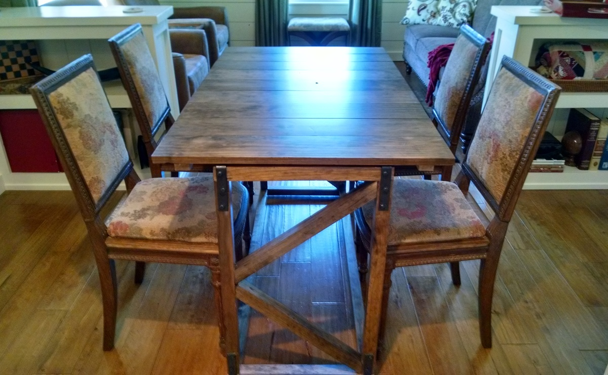 Ana White | coffee table/dining table combo - DIY Projects