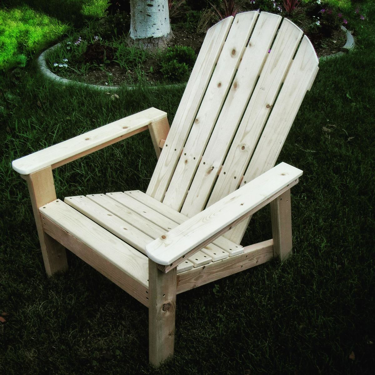 2x4 Adirondack Chair Ana White