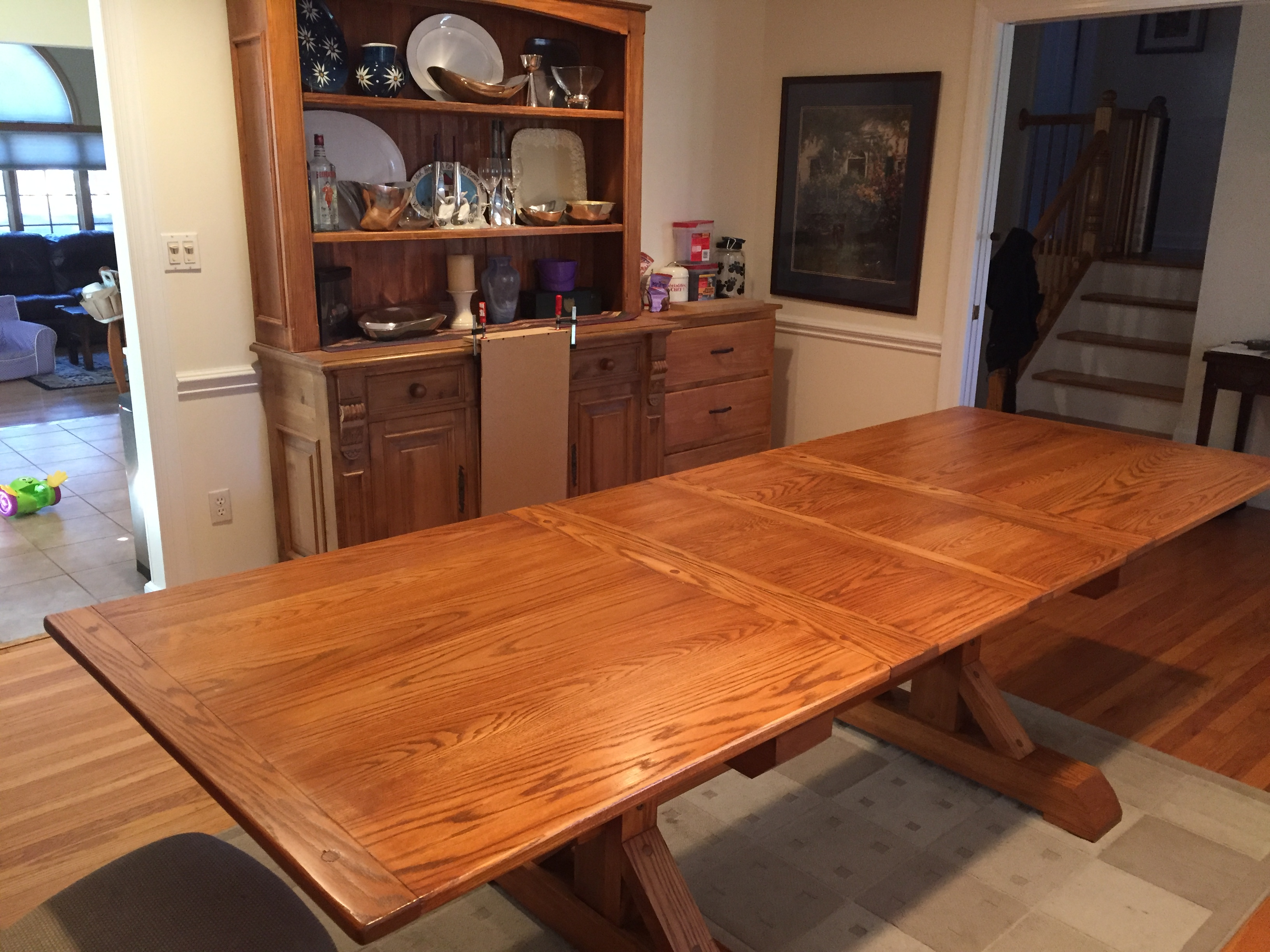 Diy Dining Table Extension