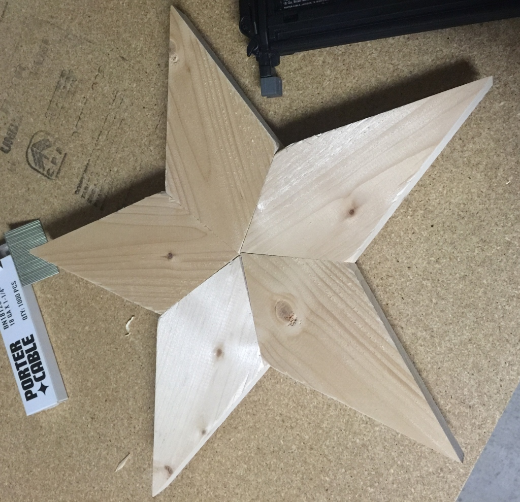 Ana White | Wooden Star - DIY Projects