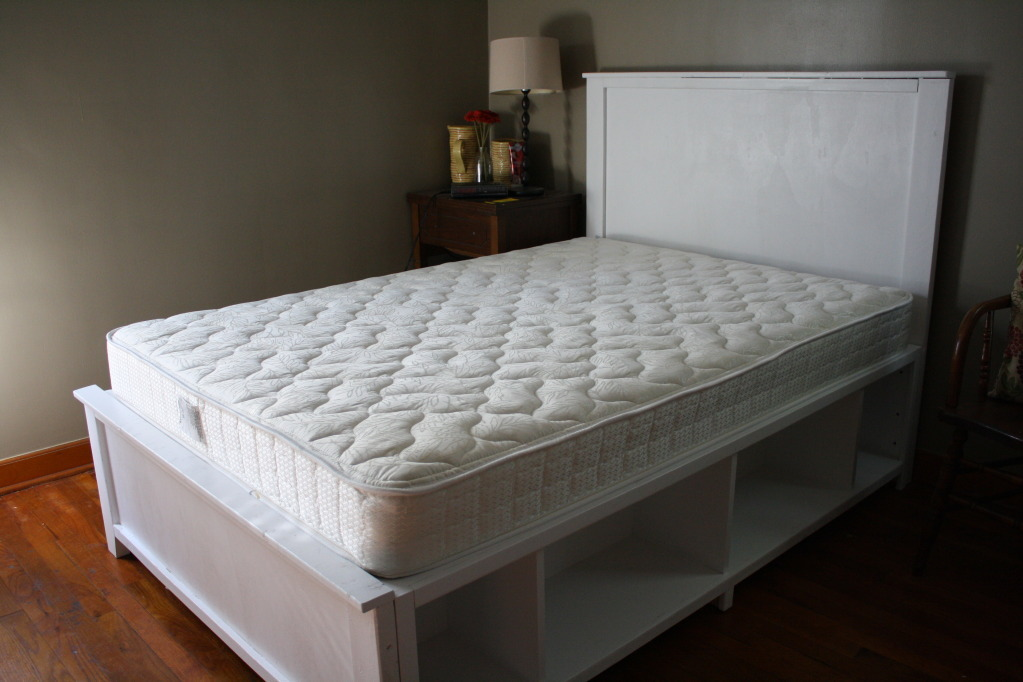 Hailey Full Storage Bed Bed Mattress Sale