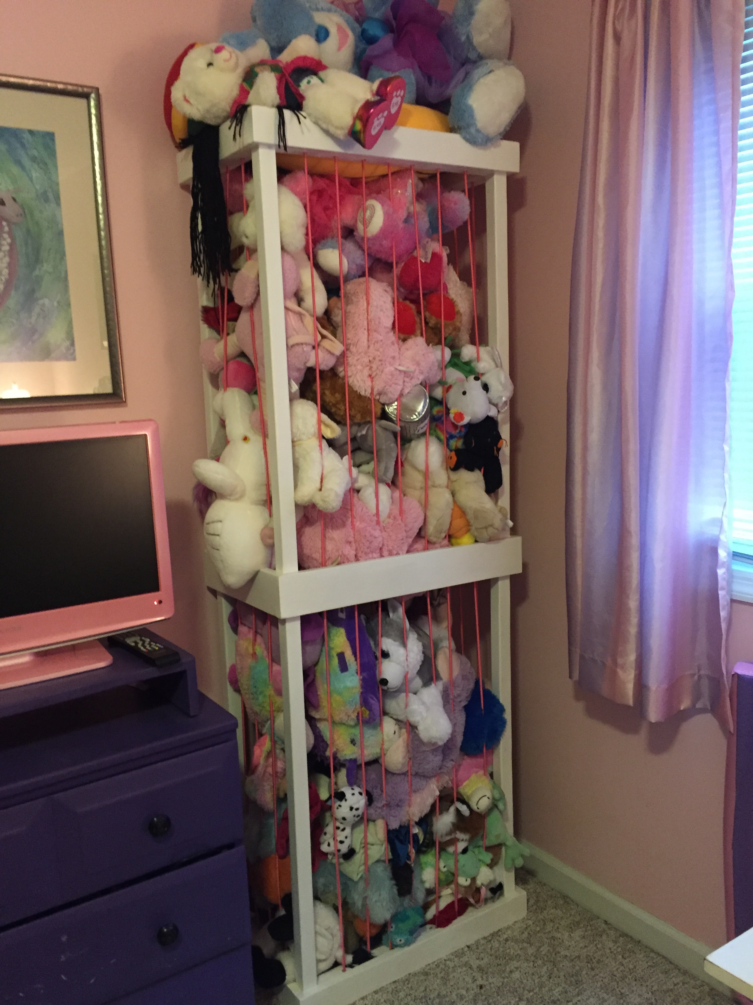 Ana White Stuffed Animal Problem Diy Projects