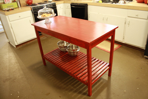 building a kitchen island. build kitchen diy diy movable butcher