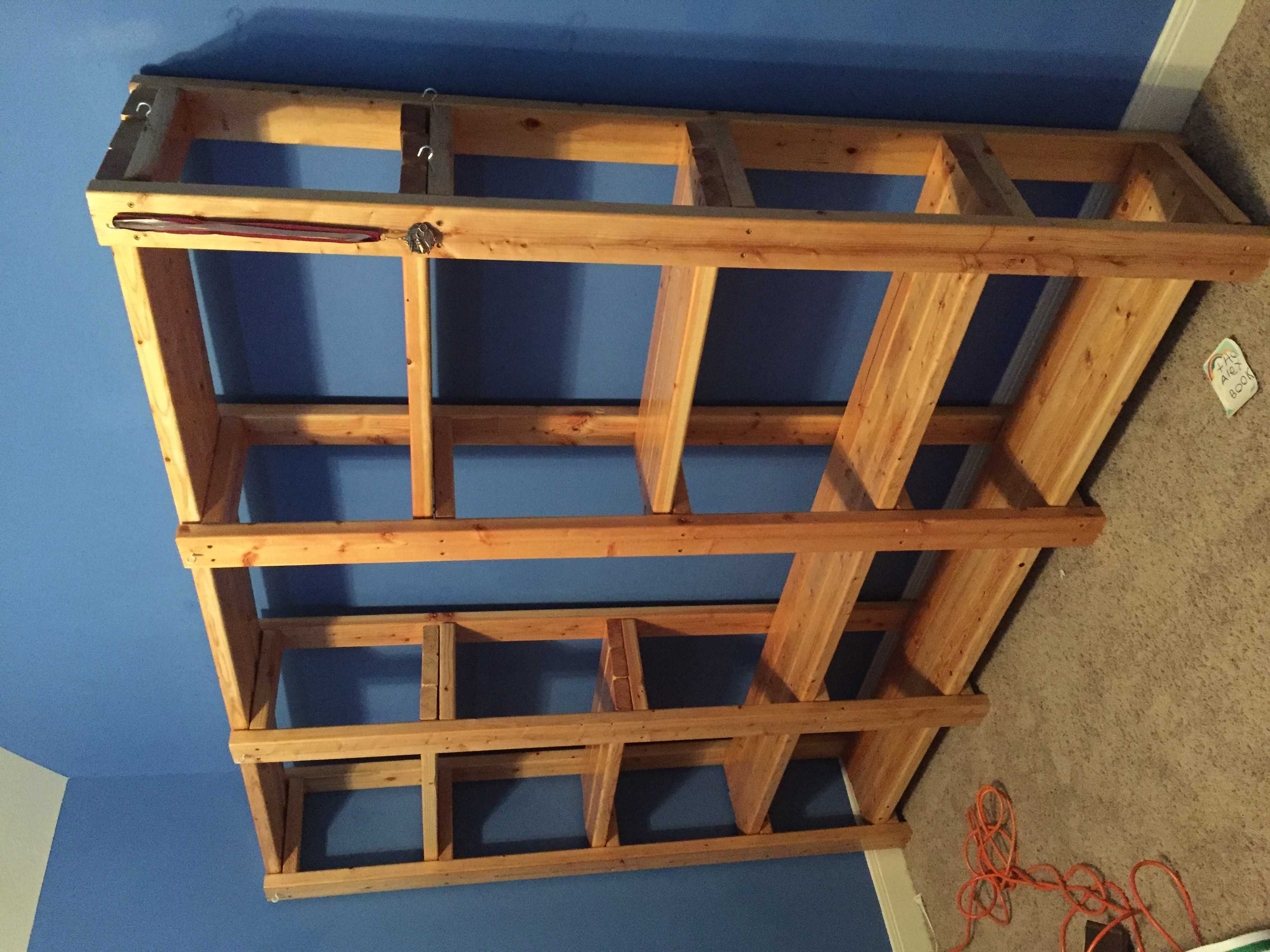 bookshelf center shop tier office home furniture pflugerville stacked bench