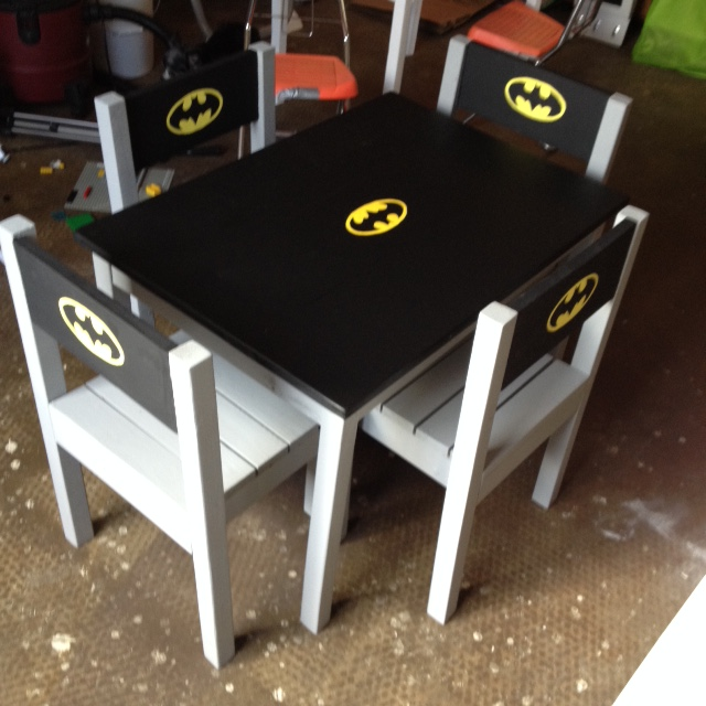 Ana White Clara Table Amp Chairs Diy Projects