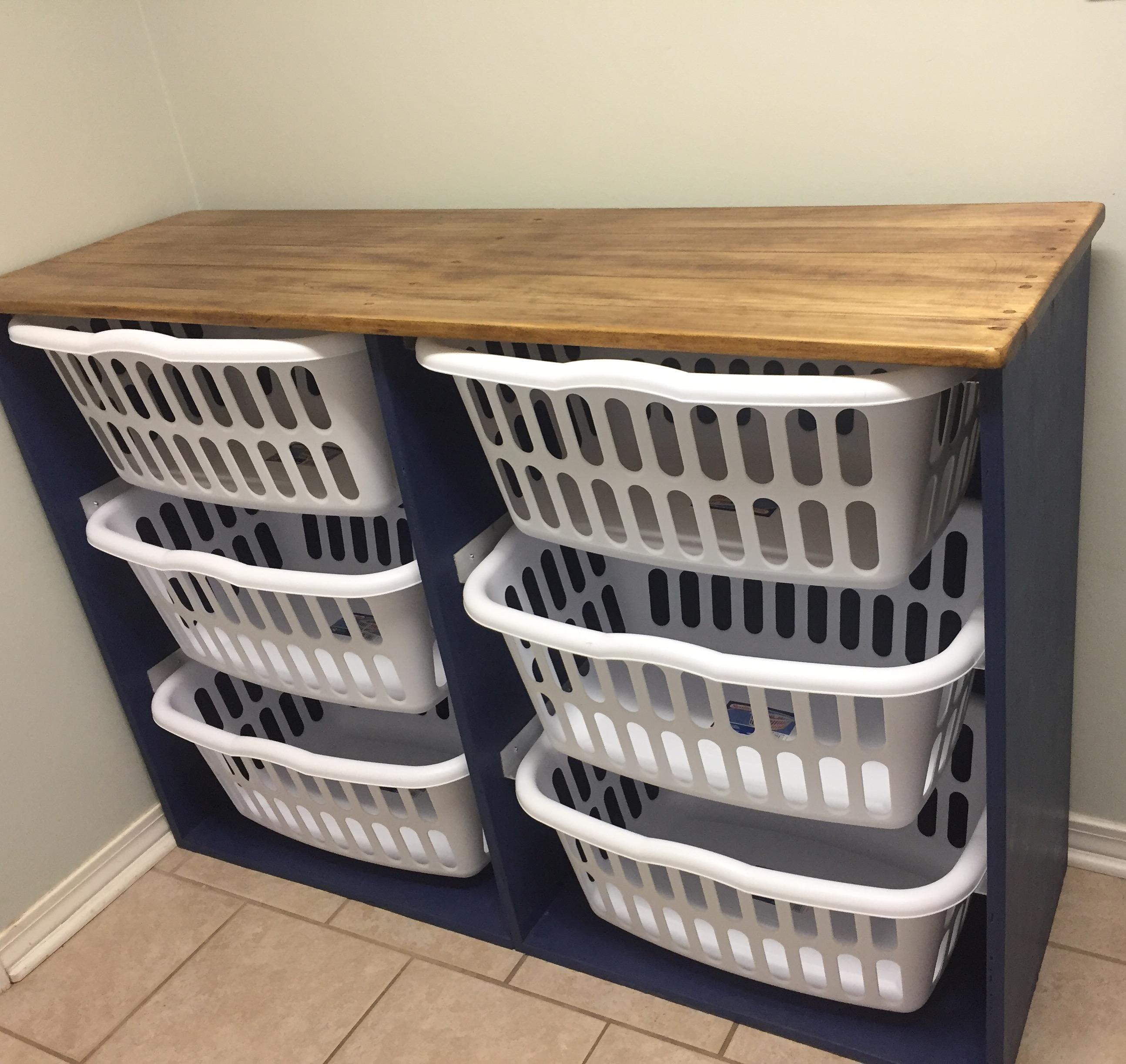 Ana White Anawhitediy On: Laundry Station - DIY Projects