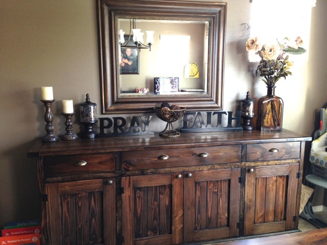 Ana White Sideboard To Match Farmhouse Table Diy Projects